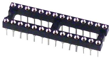 IC socket 28