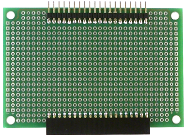 myAVR prototyping  board B