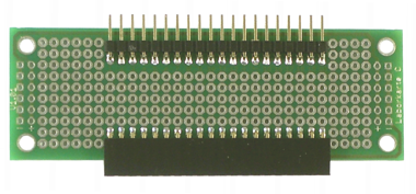 myAVR prototyping board C