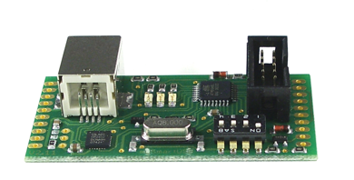 mySmartUSB MK2 (programmer and bridge), equipped