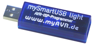 mySmartUSB light - AVR ISP programmer