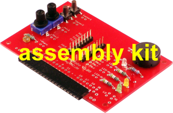 myXMC BoardToGo, assembly kit