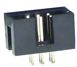 Pin connector 6pole