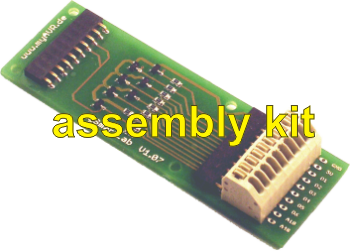 mySmartLab (PC-osci-extension), assembly kit